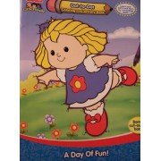 Fisher-Price Little People Activity Book ~ A Day of Fun