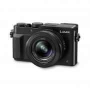 Panasonic Lumix DMC-LX100 compact camera Zwart - Tweedehands