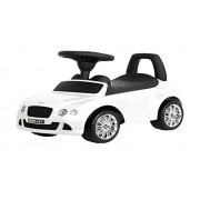 Best Ride On Cars Bentley Push Car Arctica White Ride On