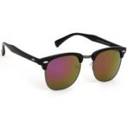 Eyeland Wayfarer Sunglasses(Pink, Violet, Green, Multicolor)