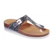 Dr.Scholl'S Div.Footwear Scarpa Glam Ss 1 Glitter W Pewter Tomaia In Glitter Fodera In Microfibra Sottopiede In Microfibra Suola Eva 35