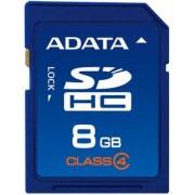 Card A-DATA SDHC 8GB (Class 4)