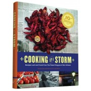 Cooking Up a Storm: Recipes Lost and Found from the Times-Picayune of New Orleans, Hardcover