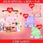 BIOTYFULL Box 4 Box Beauté = 14€