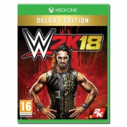 Take2 WWE 2K18 (Deluxe Edition) - XBOX ONE