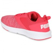 Puma Women's Pink NRGY Comet Running shoes