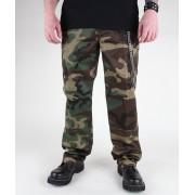 MIL-TEC férfi nadrág - US Feldhose - Woodland - 11805020