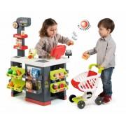 Set de joaca supermarket cu accesorii si functii, Smoby