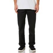 Dickies 874 Original Fit Mens Black Cotton Polyester Flat Front Pants