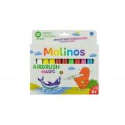 SET 10 CARIOCI MAGICE DE SUFLAT - MALINOS (300968)