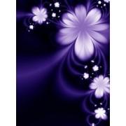 Tapet autocolant -Grafica florala 1 Best Decor - 150x200cm