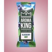 Card aromatizant pentru tutun BLUEBERRY MINT, Aroma King