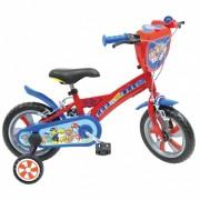 Bicicleta copii Mondo cu roti ajutatoare 10 inch Paw Patrol