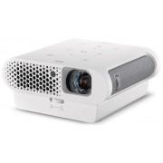 Videoproiector BenQ GS1, 720p (1280x720), 300 Lumeni, Contrast 100.000:1, 3d Ready (Alb)
