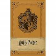 Insight Editions Hufflepuff Crest Hardcover Ruled Journal
