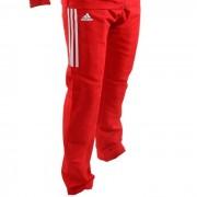 Adidas Overallsbyxa Röda med Vita ränder