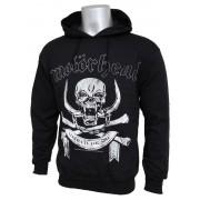 hoodie muški Motörhead - Ožujak Ili Umrijeti - ROCK OFF - MHEADHOOD02MB