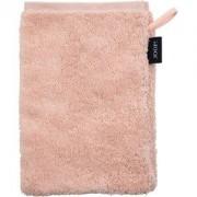 JOOP! Toallas Purity Doubleface Guante de baño rosa 16 x 22 cm 1 Stk.