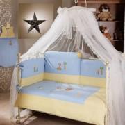 Feretti Комплект в кроватку Feretti Giraffe Sestetto Long (6 предметов)