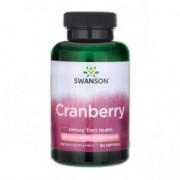 Swanson Vörös áfonya - Tőzegáfonya koncentrátum - 180db lágyzselatin kapszula