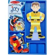 Set magnetic Sa-l imbracam pe Joey Melissa and Doug
