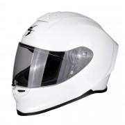 Scorpion Casco Moto Integrale Exo-R1 Air Solid Pearl White