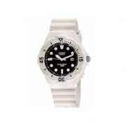 Reloj Analógico Mujer Casio LRW-200H-1E - Blanco con Negro
