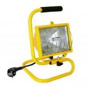 Home halogén reflektor hordozható (FLH 500/YE)