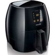 Friteuza Philips Airfryer XL HD9240/90, Tehnologie RapidAir 210 grade C, Cronometru, LCD Touchscreen, Functie gatit pre