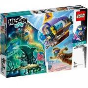 Конструктор Лего Хайдън Сайд - Подводницата на J.B., LEGO Hidden Side, 70433