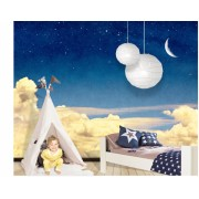 Fototapet Dreams On the Clouds - 240 x 160 cm