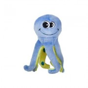 Smart Pet Love Tender Tuff Aquatic Dog Toy, Curly Leg Octopus, Medium