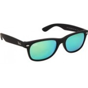 Ray-Ban Wayfarer Sunglasses(Green)
