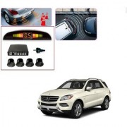 Auto Addict Car Black Reverse Parking Sensor With LED Display For Mercedes Benz GLC-Class