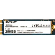 SSD Patriot Scorch 256 GB, PCIe NVMe, M.2 80mm, PS256GPM280SSDR
