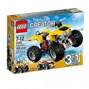 Lego Creator Turbo Quad, Multi Color
