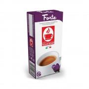 Capsule cafea TIZIANO BONINI forte, compatibile NESPRESSO, 10 buc.