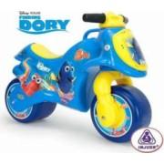 Motocicleta fara pedale Injusa Neox Dory Blue