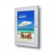 Jansen Display Uzamykatelný plakátový rám A4