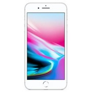 "Telefon Mobil Apple iPhone 8 Plus, iOS 11, LCD Multi-Touch display 5.5"", 3GB RAM, 64GB Flash, Dual 12MP, Wi-Fi, 4G, iOS (Silver) + Cartela SIM Orange PrePay, 6 euro credit, 6 GB internet 4G, 2,000 minute nationale si internationale fix sau SMS nationale d"