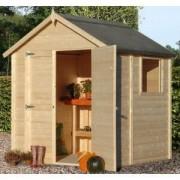 Abri de jardin en bois - 3.16 m² Modus