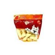 Osso Nó Mini Para Cachorro Pacote Com 12 Unidades - 470g Ossinho Nó Para Cães