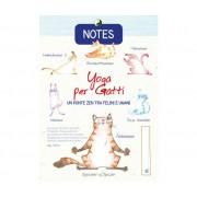 BRUER Blocco Notes Yoga Per Gatti
