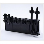Lego Weapons Stand with 8 Little Arms Weapons Loose