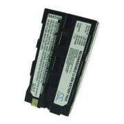 Sony HDV-FX1 Akku (6600 mAh, Grau)