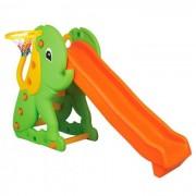 Pilsan Горка Pilsan Elephant Slide с баскетбольным кольцом