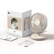 VITAMMY mFAN Bezdrôtový osobný ventilátor, ružový