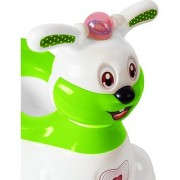 U-Grow Rabbit Musical Potty Seat - Green Potty Seat