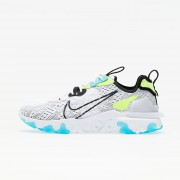 Nike React Vision White/ Black-Volt-Blue Fury