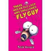 There Was an Old Lady Who Swallowed Fly Guy, Hardcover
